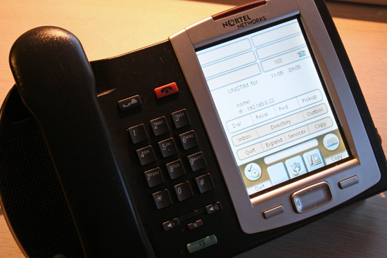 Nortel IP Phone 2007