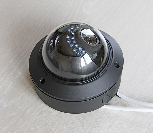 Подключение 4Мп IP-камеры Hikvision DS-2CD2742FWD-IZS